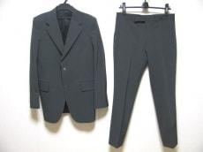PRADA(プラダ) シングルスーツ サイズ46S メンズ ダークグレー