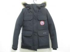 カナダグース ダウンジャケット サイズS レディース美品  黒