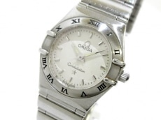 OMEGA(オメガ) 腕時計 コンステレーション 15623000 レディース 白