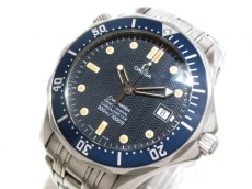 オメガ 腕時計 シーマスタープロフェッショナル300 2541.80 メンズ