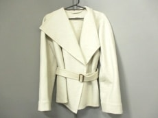HERMES(エルメス) コート サイズ38 M レディース美品  ライトグレー