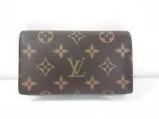 LOUIS VUITTON(ルイヴィトン) 2つ折り財布 モノグラム美品  M61736