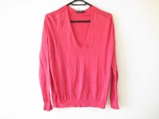 バレンシアガ 長袖セーター サイズ36 S レディース美品  ピンク