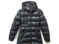 モンクレール ダウンコート サイズ00 XS レディース美品  メイナ 黒