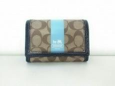 COACH(コーチ)/2つ折り財布