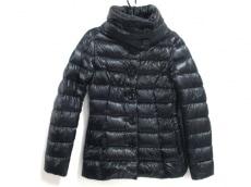 ヘルノ ダウンジャケット サイズ40 M レディース PI0054D 黒 冬物