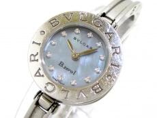 BVLGARI(ブルガリ) 腕時計 B-zero1 BZ22S レディース ブルーシェル