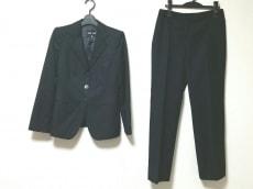 ヨーコドール スカートスーツ サイズ40 M レディース美品  黒