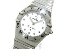 オメガ 腕時計 コンステレーションマイチョイス - レディース 白