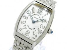 フランクミュラー 腕時計美品  カサブランカ 1752QZ レディース SS