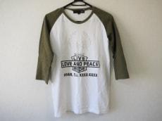 roar(ロアー) 七分袖Tシャツ サイズ2 M レディース ラメ