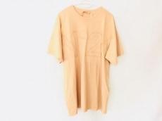 ヌメロ ヴェントゥーノ 半袖Tシャツ レディース美品  ピンクベージュ