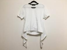 ドルチェアンドガッバーナ 半袖Tシャツ レディース美品  白 リボン