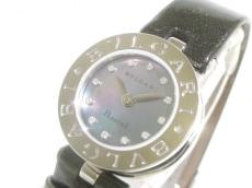ブルガリ 腕時計美品  B-zero1 BZ22S/BZ22BSL/12 レディース
