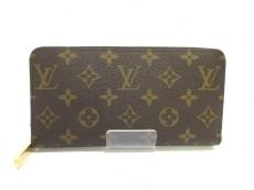 ルイヴィトン 長財布 モノグラム美品  ジッピー・ウォレット M42616