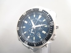 シチズン 腕時計美品  オルタナ H500-S064597 メンズ ダークネイビー