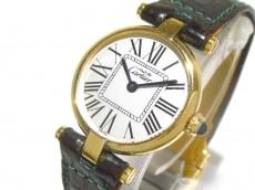 カルティエ 腕時計 マストヴェルメイユ - レディース シルバー