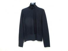 CHANEL(シャネル) 長袖セーター サイズ42 L レディース美品  黒