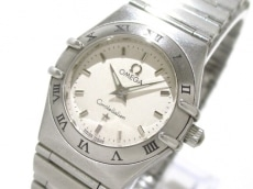 OMEGA(オメガ) 腕時計 コンステレーション 1562.30 レディース 白