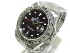 ROLEX(ロレックス) 腕時計 エクスプローラー2 16570 メンズ 黒