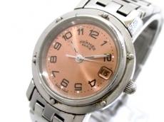 HERMES(エルメス) 腕時計 クリッパー CL4.210 レディース ピンク