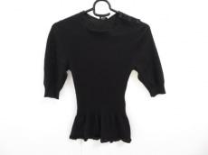 CHANEL(シャネル) 半袖セーター レディース 黒