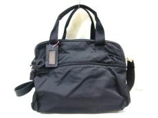 PRADA(プラダ) ビジネスバッグ - V141 黒 ナイロン×レザー