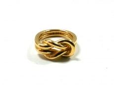 HERMES(エルメス) スカーフリング美品  - 金属素材 ゴールド