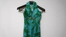 ビーシービージーマックスアズリア ドレス レディース美品  ビジュー