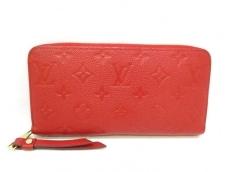 ルイヴィトン 長財布 モノグラム・アンプラント美品  M60547