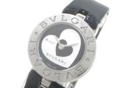 ブルガリ 腕時計 B-zero1 BZ22S レディース ハート/革ベルト