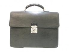 ルイヴィトン ビジネスバッグ エピ ラギート M54552 ノワール