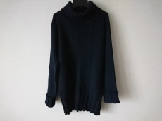 フェンディ 長袖セーター サイズ44 L レディース ダークネイビー