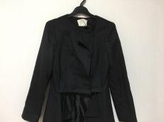 スリーワンフィリップリム コート サイズ2 S レディース美品  黒