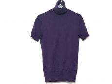 ラルフローレン 半袖セーター サイズS レディース新品同様  パープル
