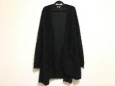 ルシェルブルー カーディガン サイズ40 M レディース美品  黒