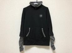 Adabat(アダバット) 長袖カットソー サイズ38 M レディース 黒×白