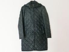 ラベンハム コート サイズ36 S レディース 黒 冬物/キルティング