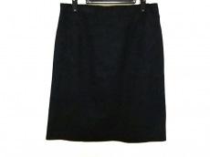 23区(ニジュウサンク) スカート サイズ44 L レディース美品  黒