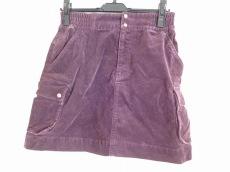 AIGLE(エーグル) スカート サイズS レディース美品  ボルドー