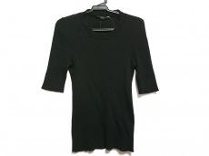 ロベルトコリーナ 半袖セーター レディース美品  黒