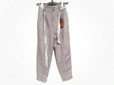 UNGRID(アングリッド) パンツ サイズS レディース新品同様  グレー