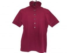 バーバリーロンドン 半袖ポロシャツ サイズS レディース美品  フリル