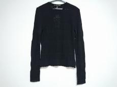 ラルフローレン 長袖セーター サイズL レディース新品同様  黒