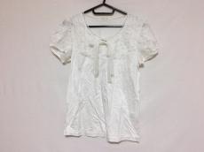 トゥービーシック 半袖カットソー サイズ2 M レディース新品同様  白