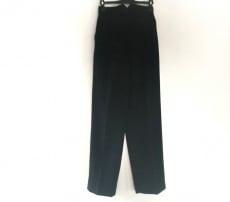 イヴサンローラン パンツ サイズ36 S レディース美品  黒