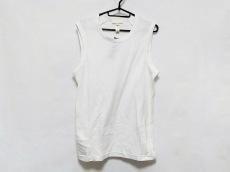 ディーゼル ノースリーブTシャツ サイズL レディース新品同様  白