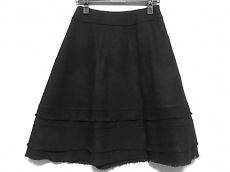 トゥービーシック スカート サイズ40 M レディース美品  黒