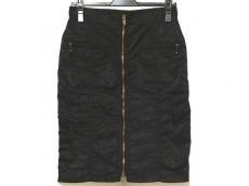 ヒステリックグラマー スカート サイズS レディース美品  黒