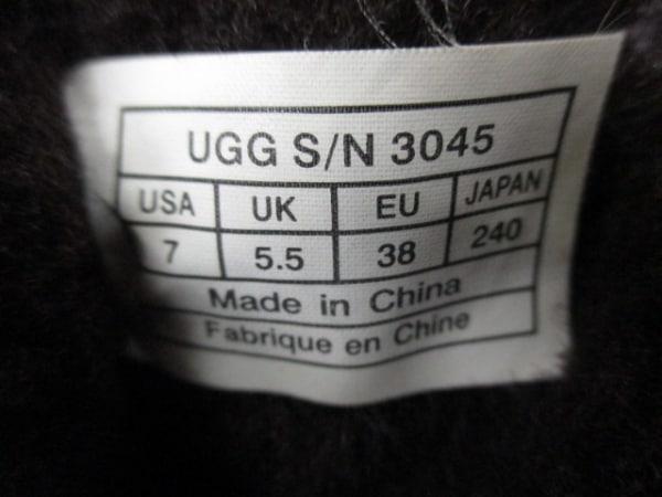 UGG(アグ) ブーツ ジミーチュウ レディース ダークブラウン 5